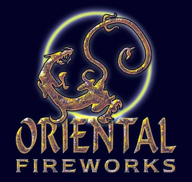 Oriental Fireworks Logo