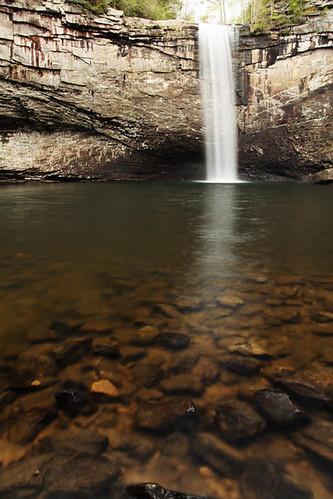 waterfall tennessee fostersfalls april2010 southcumberlandstaterecreationarea fostersfallswildarea