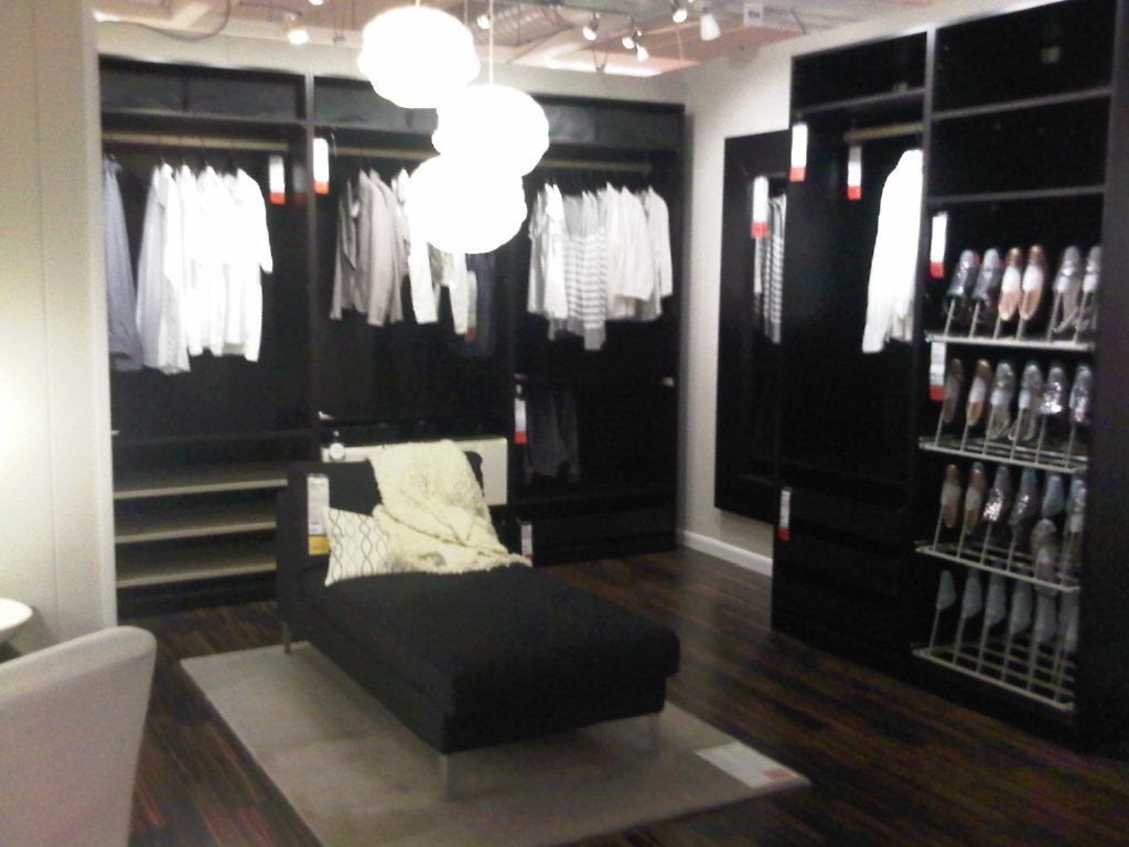 dressing room ikea style a photo on flickriver. Black Bedroom Furniture Sets. Home Design Ideas