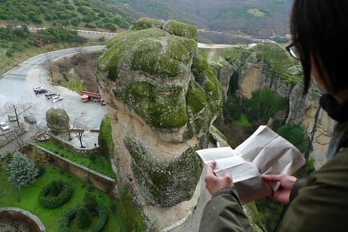 Meteora - Kalambaka, Greece