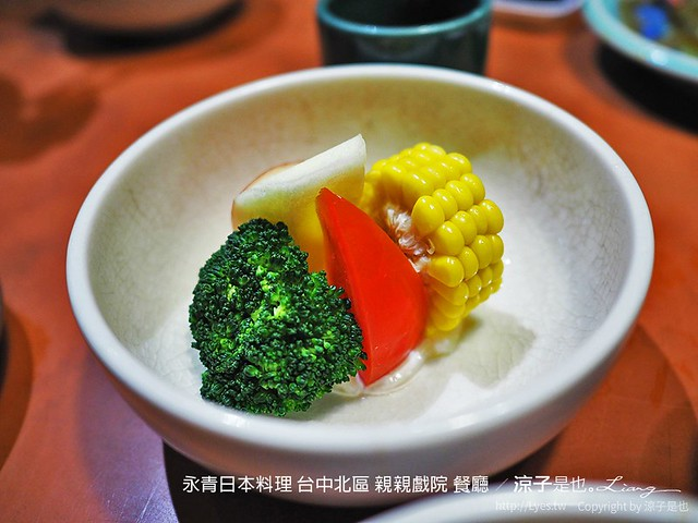 永青日本料理 台中北區 親親戲院 餐廳 11