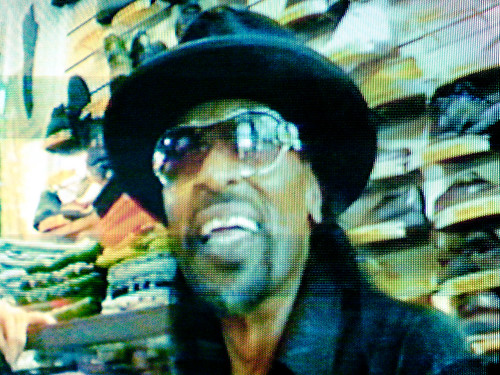 Chuck Brown on CNN