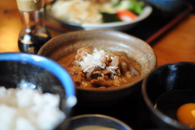 Photo:Motsu lunch By emiemihuimei