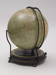 Fitz Globe Manufactured by Ginn & Heath