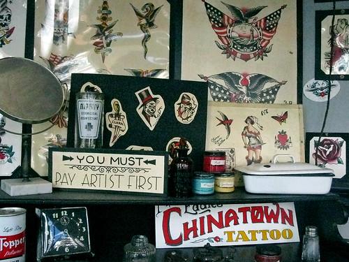 Tattoo parlors in philadelphia pa for Philadelphia tattoo shops