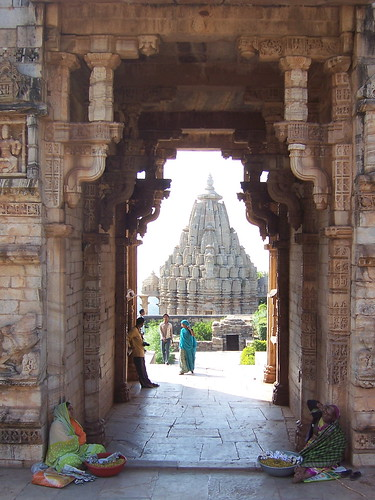 Chittorgarh temple