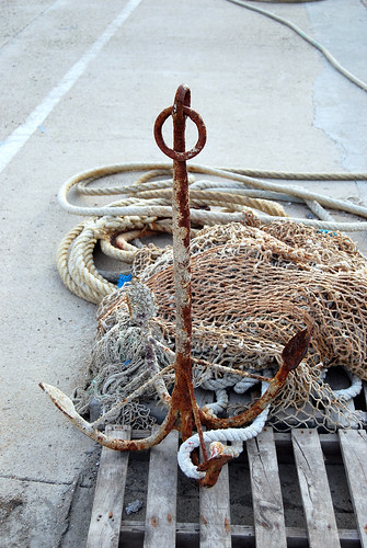 Ancora Cuerda Redes de Pesca