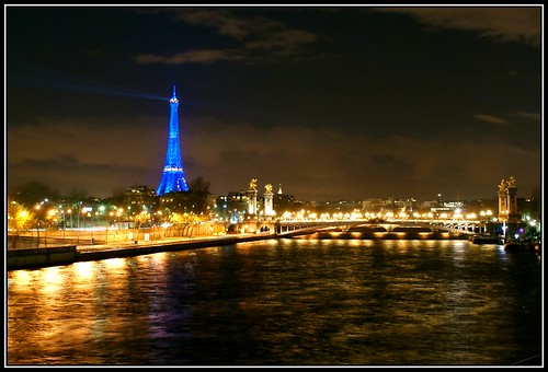 Seine View Paris France