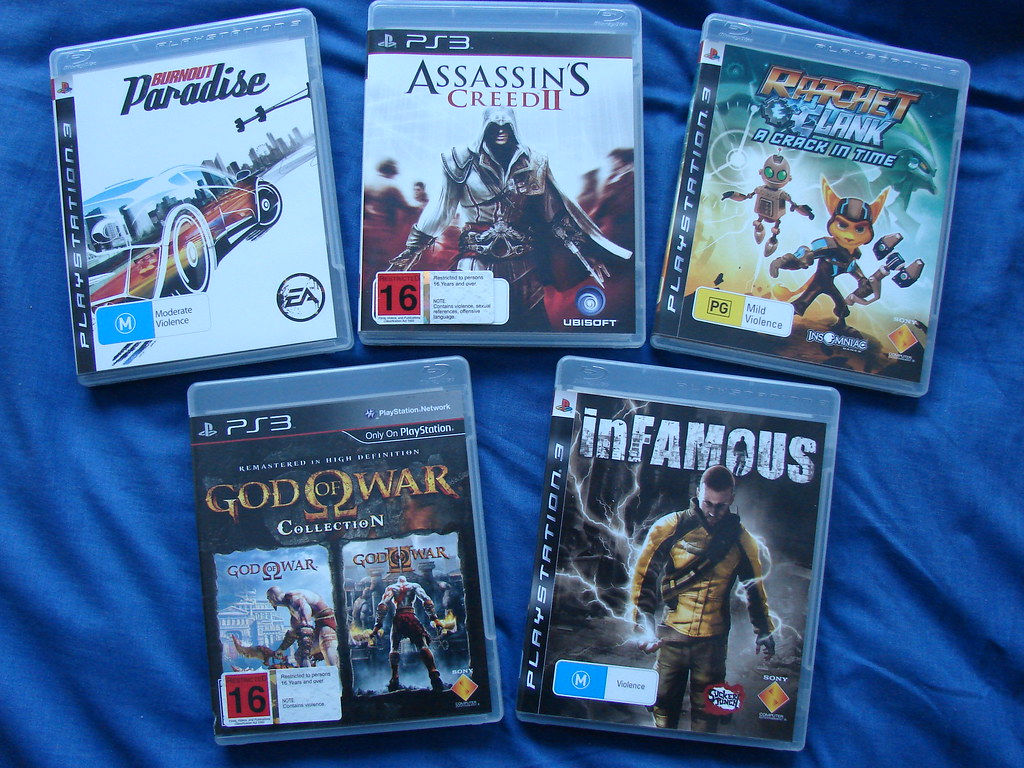 Best Playstation 3 Games : Ps games torrents adult