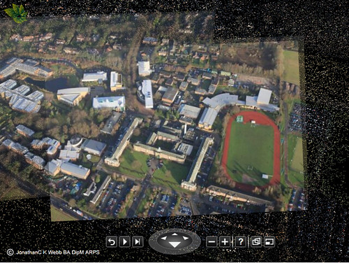 Photosynth of Edge Hill