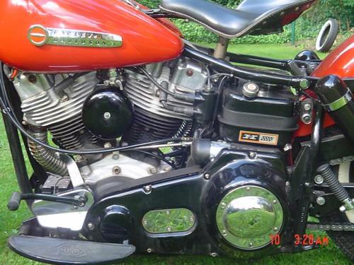 Harley davidson 1976