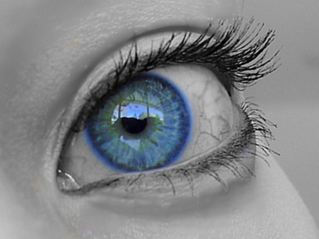 photoColor Splash Eyes