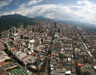 Bogota Panorama