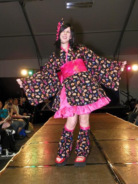 J-Fashion Show @ Con-Nichiwa 2010