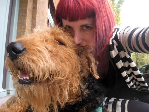 Red-dy for Anything - Airedale Style!