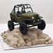 Rock Crawler Cake