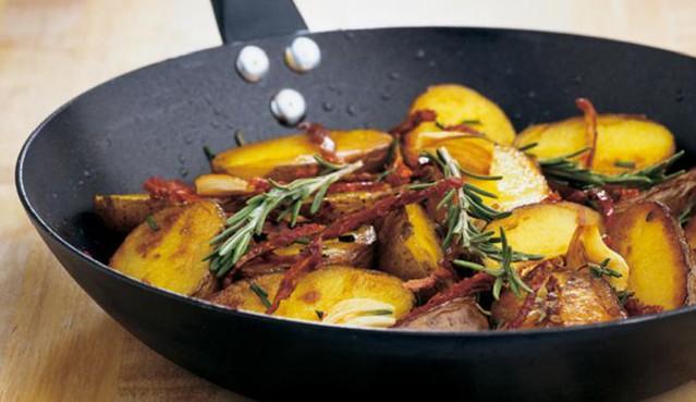 Platz 7: Vegetarische Kartoffelgerichte