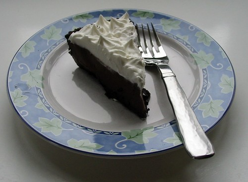 Splenda Chocolate Cream Pie