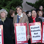 Nurses Welcome Steps toward Cathedral Hill Agreement, More Need to Protect Security for RNs