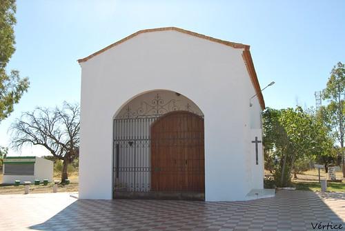 ERMITA DE SANTO DOMINGO (Fuente la Lancha)