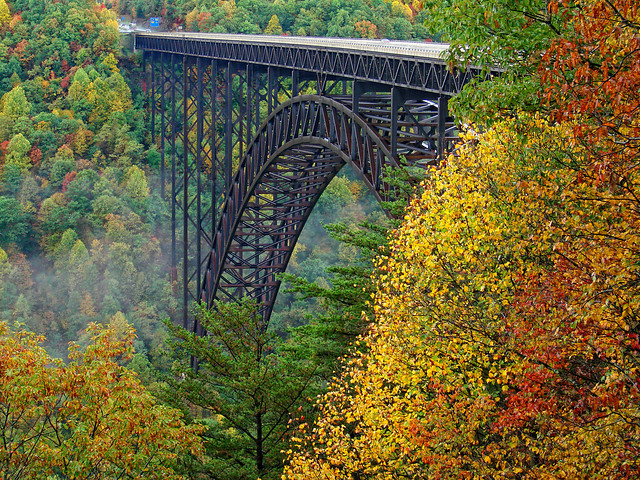 4228830877 20c0e0274d z jpgNew River Gorge Bridge Fall