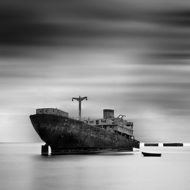 Costa Teguise Ship Wreck