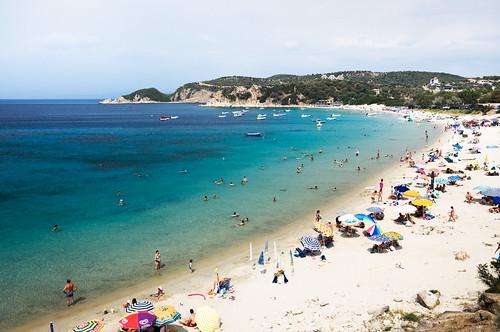 海岸旅遊業為歐洲旅遊業帶來最多的遊客和經濟收益。(圖片來源:Horia Varlan)