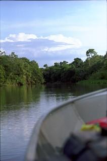 Pantanal flusslandschaft