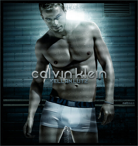 Casually kellan lutz calvin klein