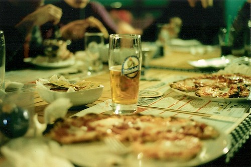 Film ScanPizza & Beers in Italy