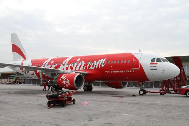 Indonesia AirAsia(PK-AXF)