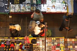 Bangkok - Night Market along Sukhumvit