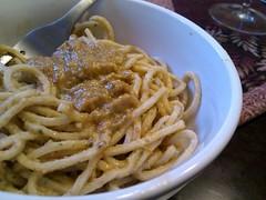 noodle, vegetarian food, bucatini, spaghetti, pasta, spaghetti aglio e olio, produce, pici, food, dish, carbonara, bigoli, cuisine, udon,