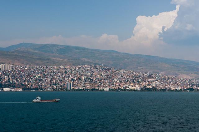 Header of İzmir (city)