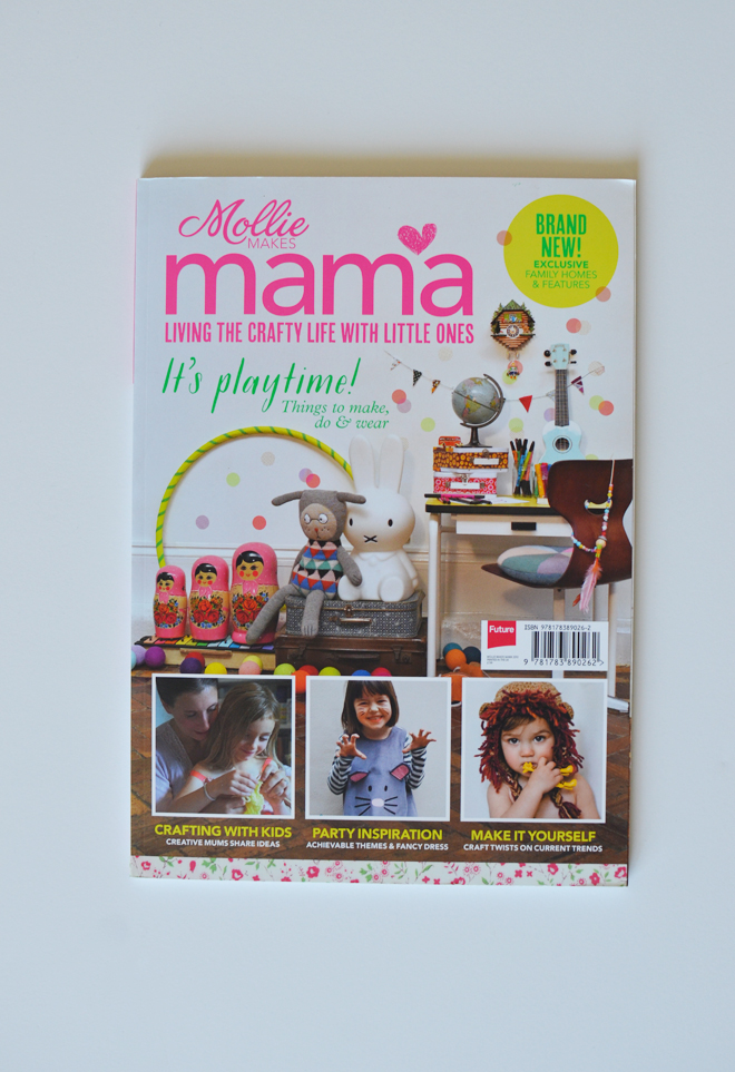 mollie makes mama