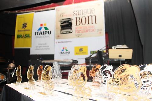 6º Prêmio Sangue Bom (2011)