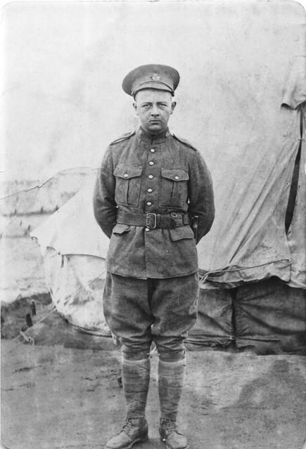 John Alexander Huffman - WWI c 1916