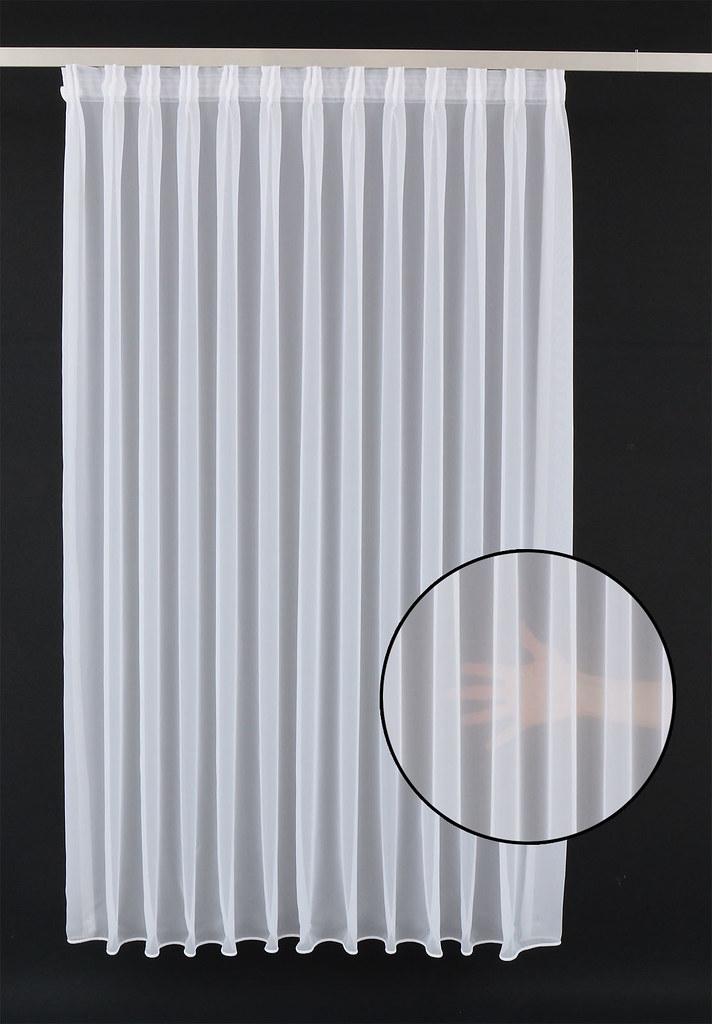 Store Georgette Vorhang Maßanfertigung ösenband Faltenband Kräuselband