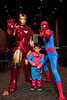 Superhero Breakfast at COSI