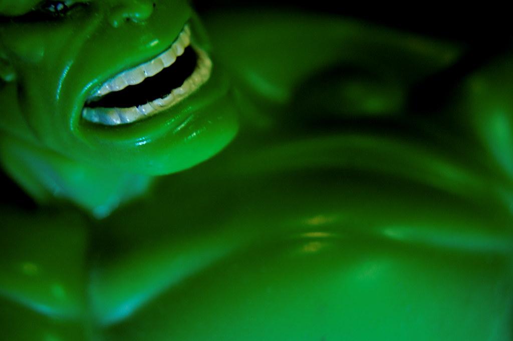 Green Ire
