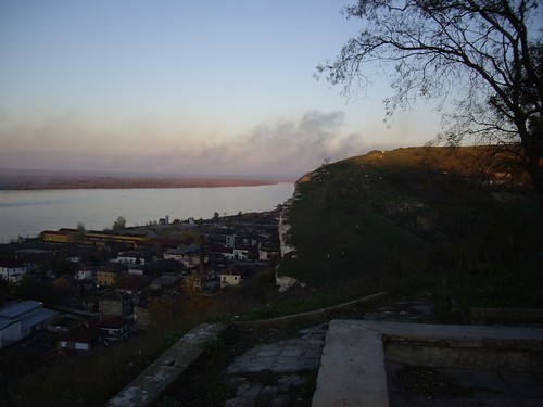 river bulgaria danube nikopol romantown никопол