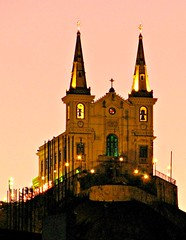Foto da Igreja da Penha - Complexo do Alemão - Vila Cruzeiro
