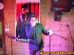 Carlos Brito & Kenia Espinal @ De La Finca