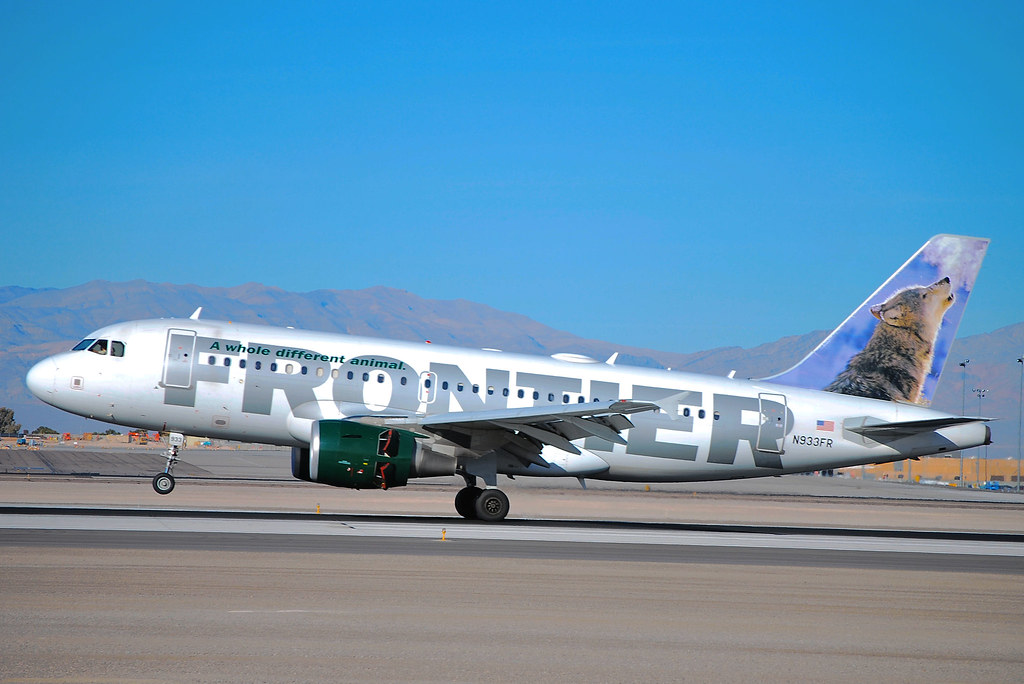 Frontier Airlines Airbus A319-111 N933FR / 933 (cn 2260)