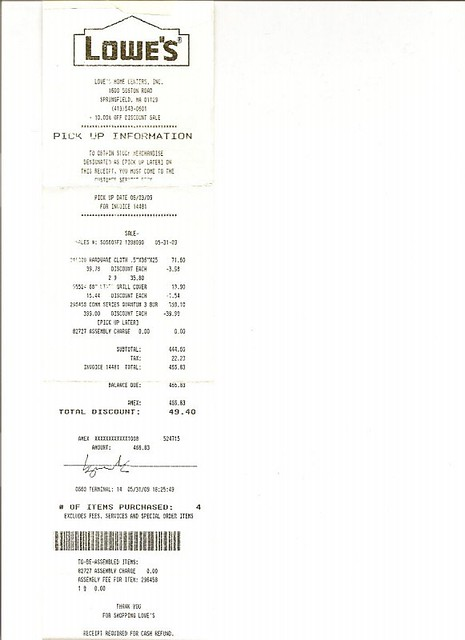 Home Depot Receipts 2013 Related Keywords & Suggestions - Home Depot