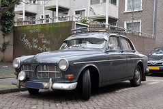 automobile, automotive exterior, vehicle, antique car, volvo cars, sedan, classic car, land vehicle, luxury vehicle, volvo amazon,
