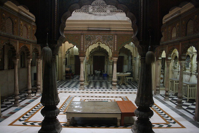 City Secret - Jain Svetambar Temple, Kinari Bazaar