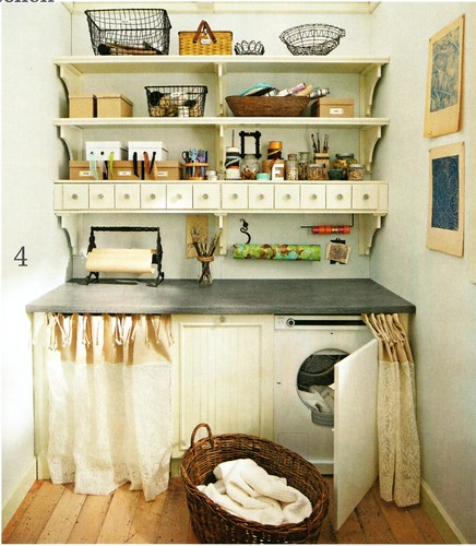 inspiration:  the laundry