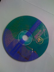 INTERNET ON A CD