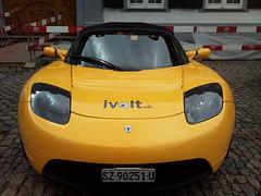 automobile, tesla, automotive exterior, tesla roadster, vehicle, automotive design, land vehicle, supercar, sports car,
